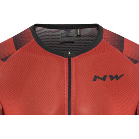 Northwave Storm Air Jersey korte mouwen Heren, red